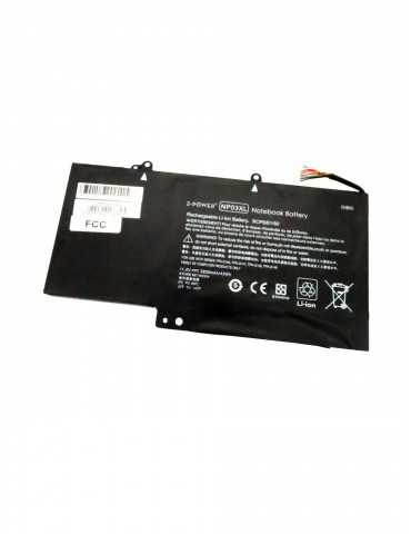 Bateria Portátil HP X360 13-A010DX 760950-800