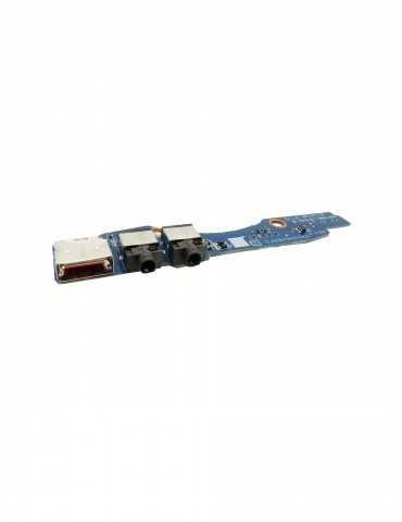 Placa Audio Board USB portátil HP 15-DC1018NS L29340-001