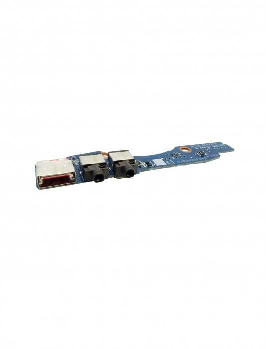 Placa Audio Board USB portátil HP 15-DC1018NS L29340-001