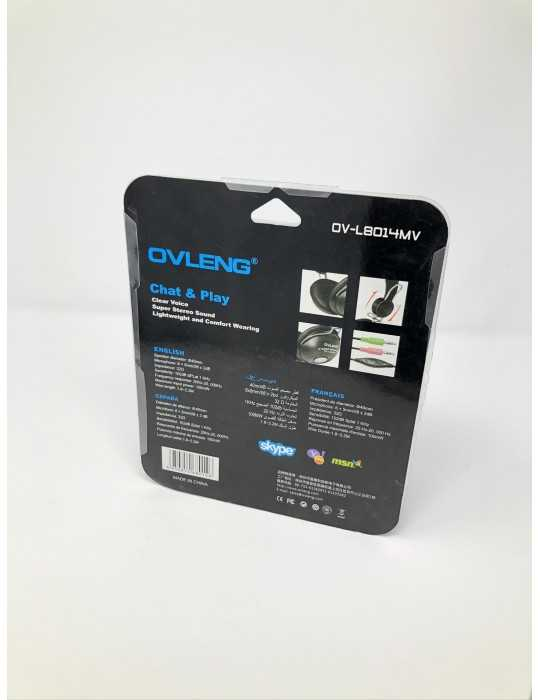 Auriculares Pc y Mac Ovleng OV-L8014MV