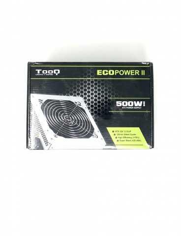 Fuente alimentación Ordenador de sobremesa ATX 500W TooQ