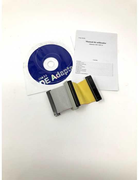 Adaptador IDE Discos duros 3.5 5v-12v