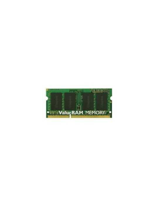 Memoria RAM 4 GB DDR3 PC3-12800 1.600 MHz KINGSTON KVR16S11S8/4