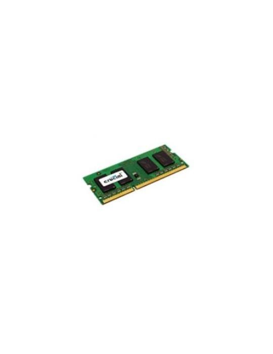 CT51264BF160BJ - Memoria RAM 4 GB, 204-pin SODIMM, DDR3L PC3-12800