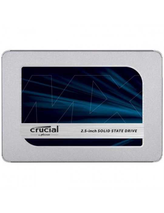 Disco Duro SSD - MX500 DISCO DURO SSD 1TB 2.5 SATA 3