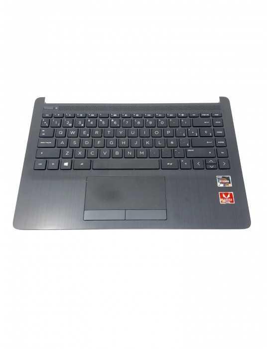 Top Cover y Teclado portátil HP L26980-071