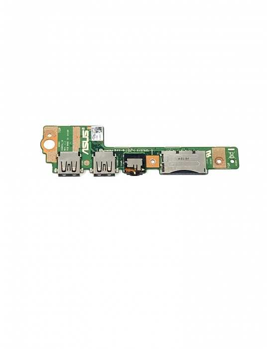 Audio Board Placa USB Portátil Asus F502C X502CA