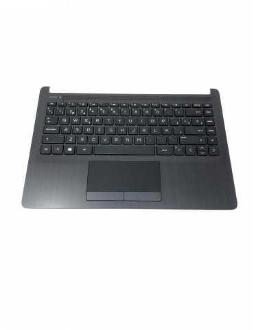 Top Cover con Teclado Original portátil HP L24818-071