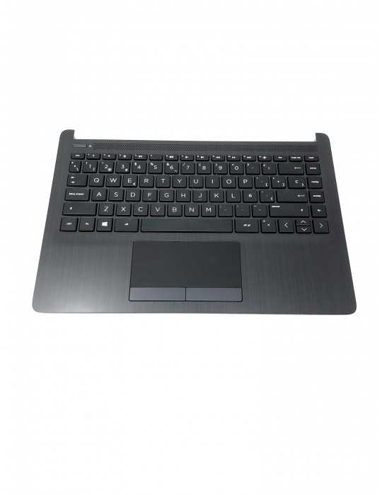 Top Cover con Teclado Original portátil HP L24818-071
