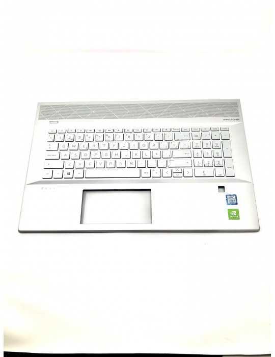 Top Cover y Teclado Original Portátil HP Envy L52452-071