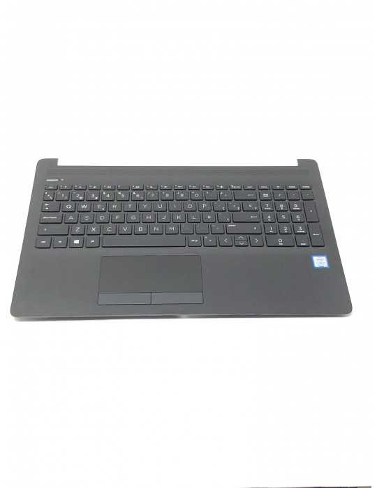 Top Cover con Teclado Portátil Original HP L24637-071