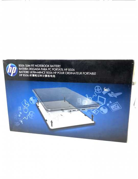 Batería ultradelgada original Hp (Li-Ion) Envy 13 531397-001