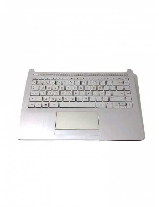 Top Cover con Teclado Original portátil HP L26982-071