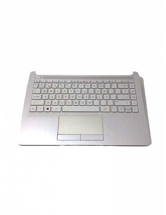 Top Cover con Teclado Original portátil HP L26982-071