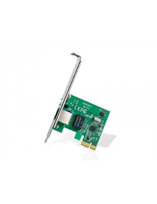 TPLINK Tarjeta de red PCIe TG-3468 1000 Mbs