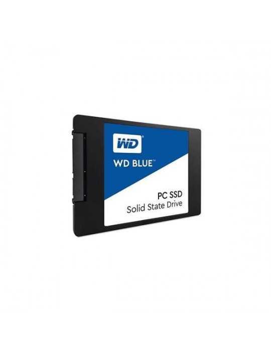 Disco Duro Solido Portátil SSD WD BLUE 3D Nand 500 Gb