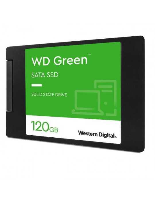 Disco Duro Solido Portátil SSD WD GREEN 2.5 1TB