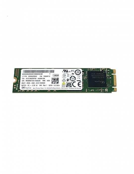 Disco Duro Solido Portátil SSD M.2 128 GB SK Hynix