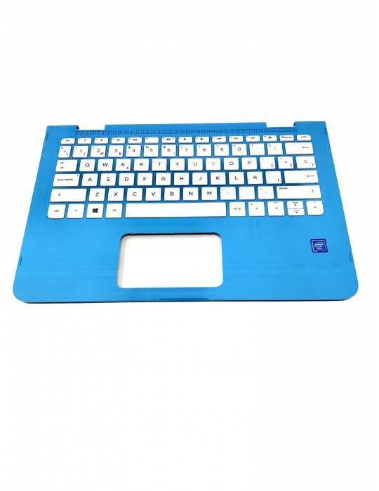 Top Cover con Teclado Original Portátil HP 917071-071
