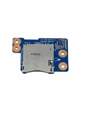 Placa Lector Tarjetas SD Original Portátil HP 929471-001