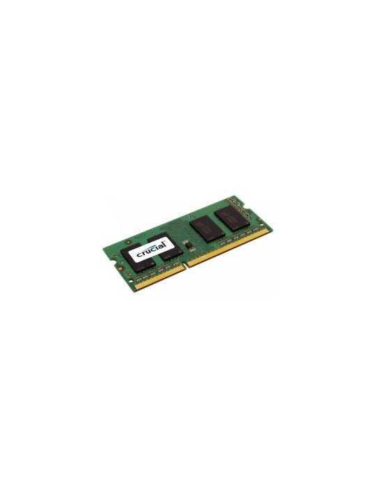 CT102464BF160B Memoria RAM Crucial 8GB DDR3 PC3-12800SODIMM