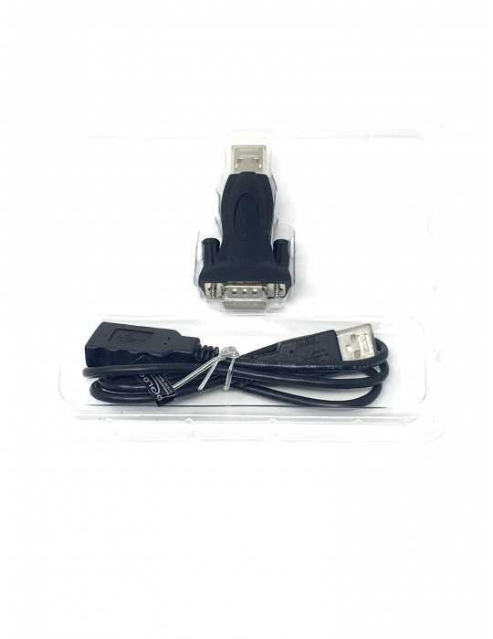 Conversor USB 2.0 a Puerto Serial RS-232 Deplock