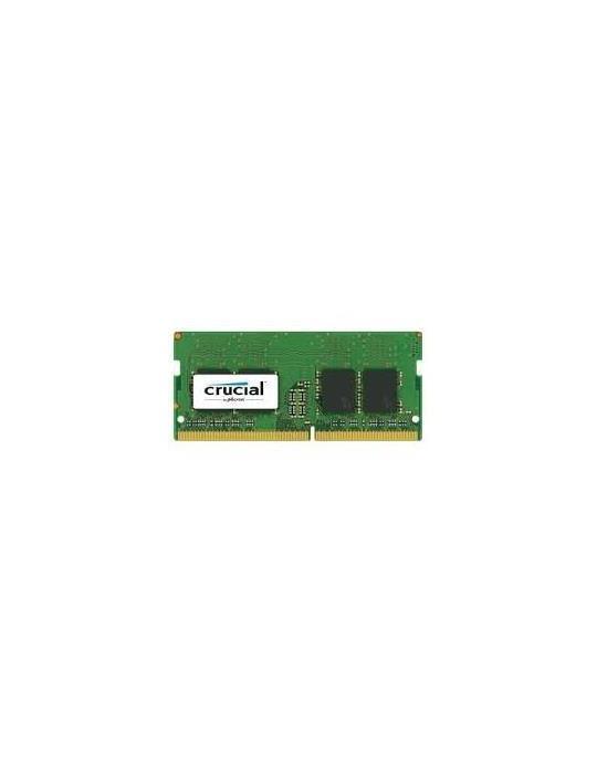 CT4G4SFS824A - Memoria RAM SO-DIMM 4 Gb DDR4 2.400 MHz PC4-19200