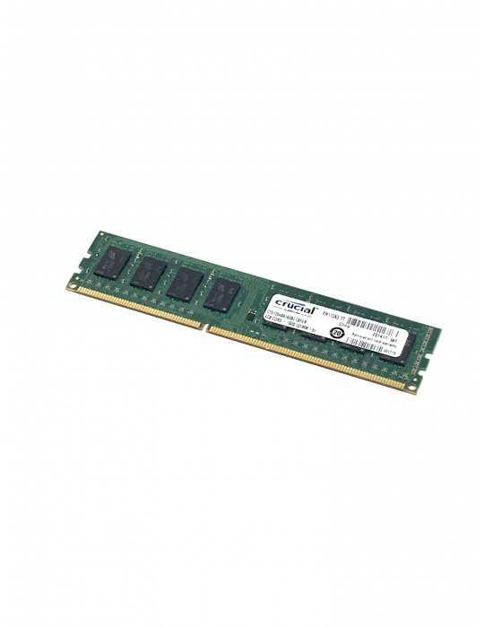 Memoria RAM DDR3 DIMM de 4GB 1600MHz PC3