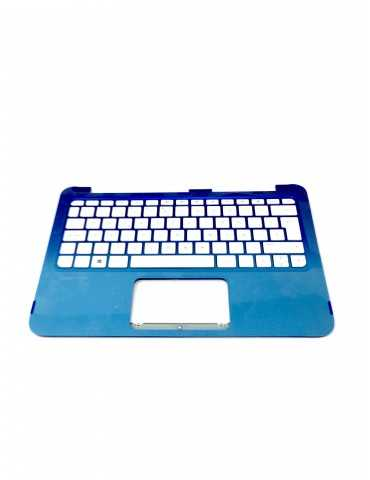 Topcover con Teclado Original Portatil HP Azul 795772-071
