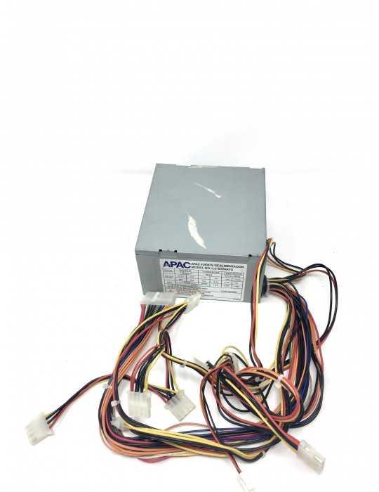 Fuente Alimentación Ordenador ATX 350W PC LC-B350ATX