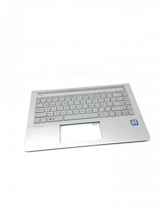 Top Cover con Teclado Original Portátil HP 933313-071