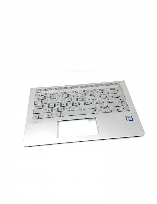 Top Cover con Teclado Original Portátil HP 933313-071