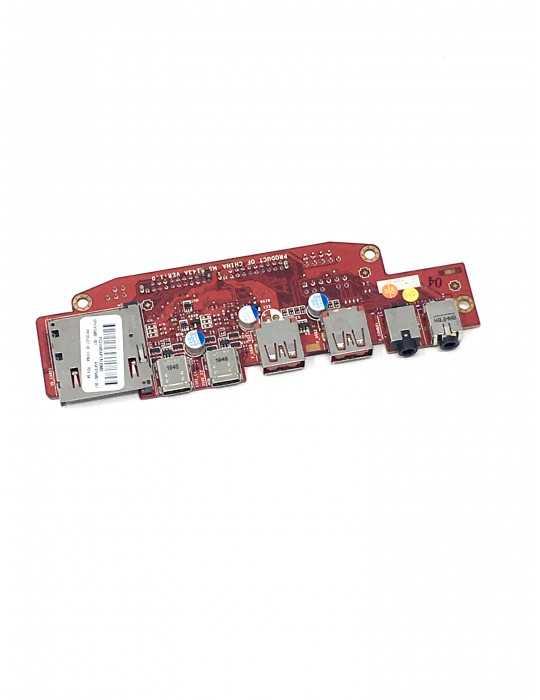 USB Audio Lector tarjetas Ordenador HP Intel 915480-001
