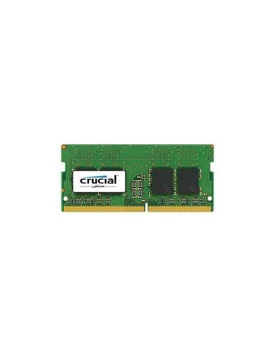 Memoria RAM 16 Gb DDR4 PC4-19200 2.400 MHz SO-DIMM CT16G4SFD824A