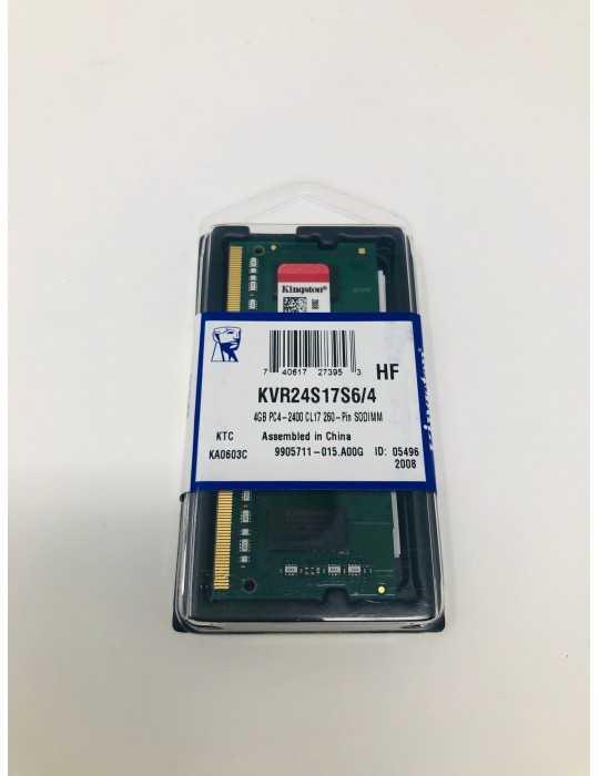 KCP426SS6/4 MEMORIA RAM SO-DIMM 4 GB