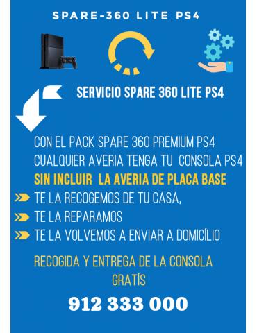 SPARE 360 LITE PS4