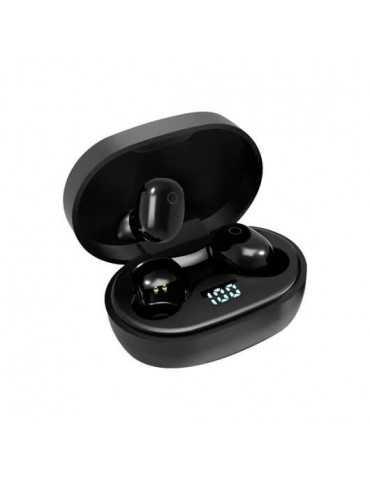 Auriculares Micro Aiwa Ebtw-150Bk Negro Bluetooth/Tactil/Es Ebtw-150Bk
