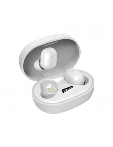 Auriculares Micro Aiwa Ebtw-150Wt Blanco Bluetooth/Tactil/E Ebtw-150Wt