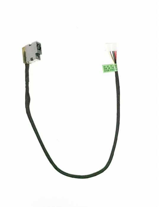Conector Cable Power DC-IN Portátil HP 15-CC050WM 810327-006