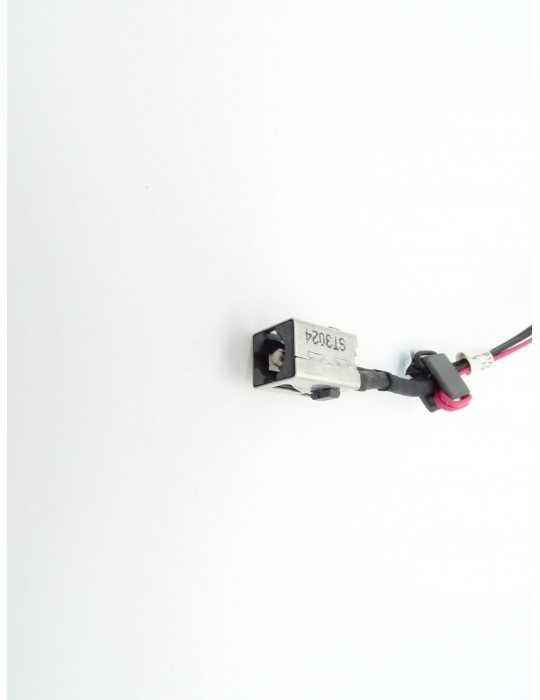 Conector Cable Carga DC-IN Portátil Toshiba C50 C55