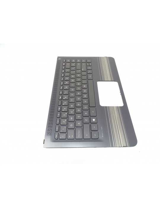 Top Cover Teclado Portatil HP Pavilion x360 m3 - 856038-071