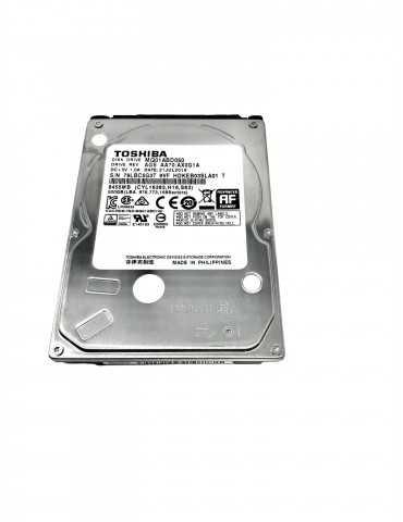 Disco Duro Portátil 500GB SATA Toshiba MQ01ABD050