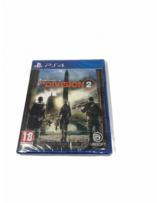 Juego Original Tom Clancy The Division 2 Sony PlayStation 4