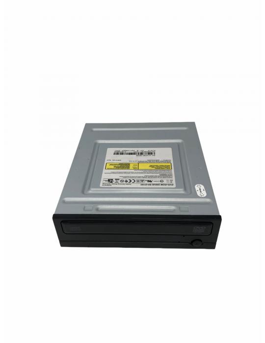 Lector DVD Interno SH-D163B/BEBE Negro SATA DVD Ordenador
