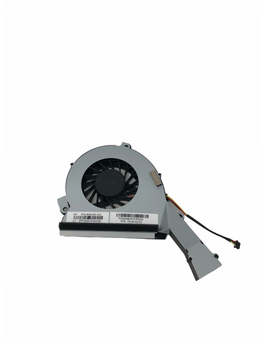 Ventilador Original CPU HP All in One 27-N160XT 809140-001