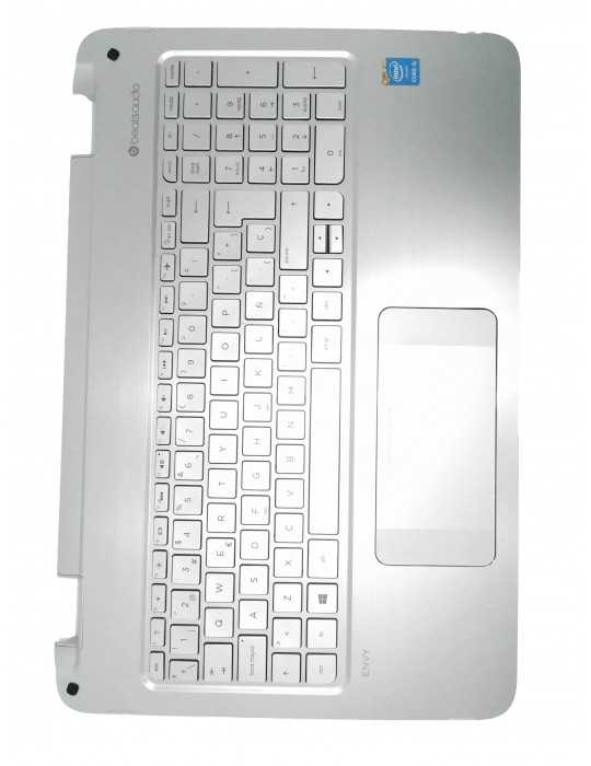 Top Cover Teclado Y Raton Original Portatil HP 774608-071