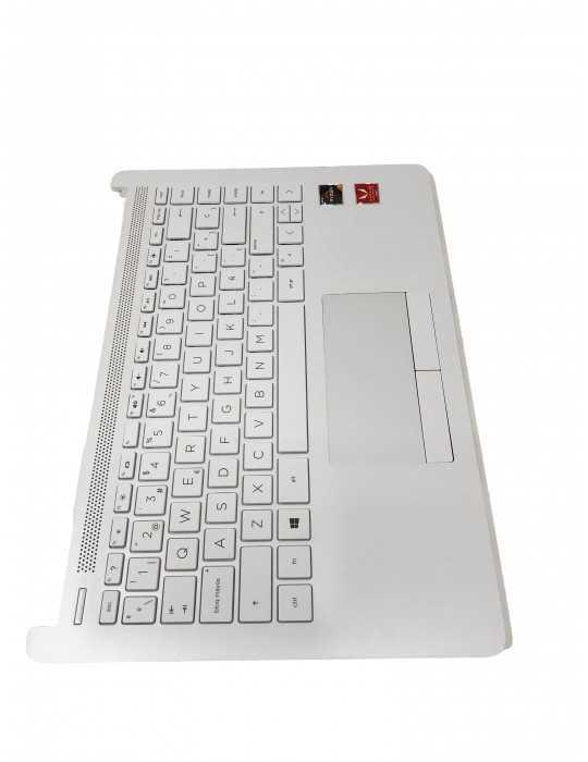 Top Cover Teclado Original Portátil HP 14-dk0001 L26982-071