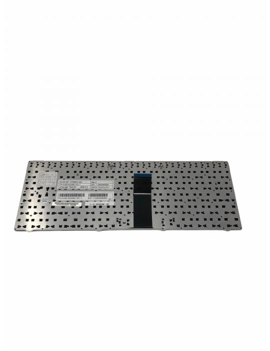 Teclado para Bangho Portátil Mod. MP-10F86E0-430 6-80-W2440-151-1