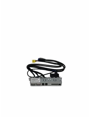 Lector Frontal Audio/Usb Sobremesa HP Original 657122-001