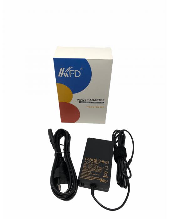 Adaptador de corriente KFD A50 15V 65W Compatible Surface Pro 3